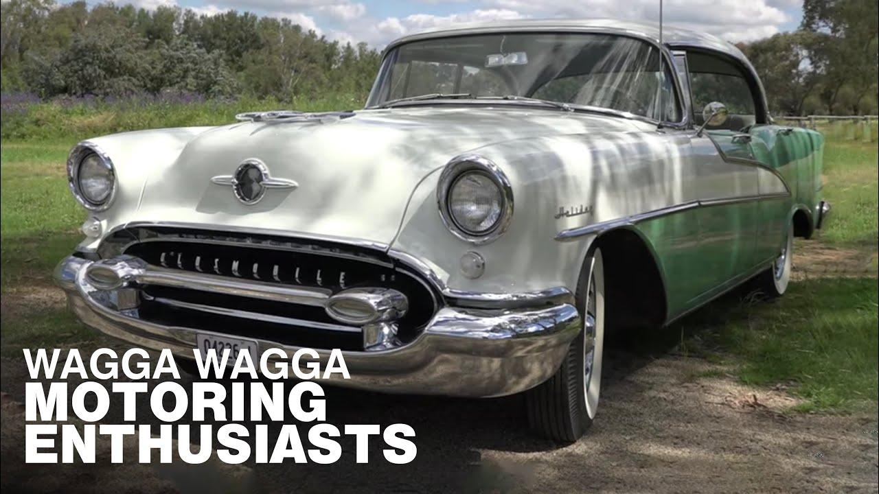 Wagga Wagga Motoring Enthusiasts: Classic Restos - Series 45