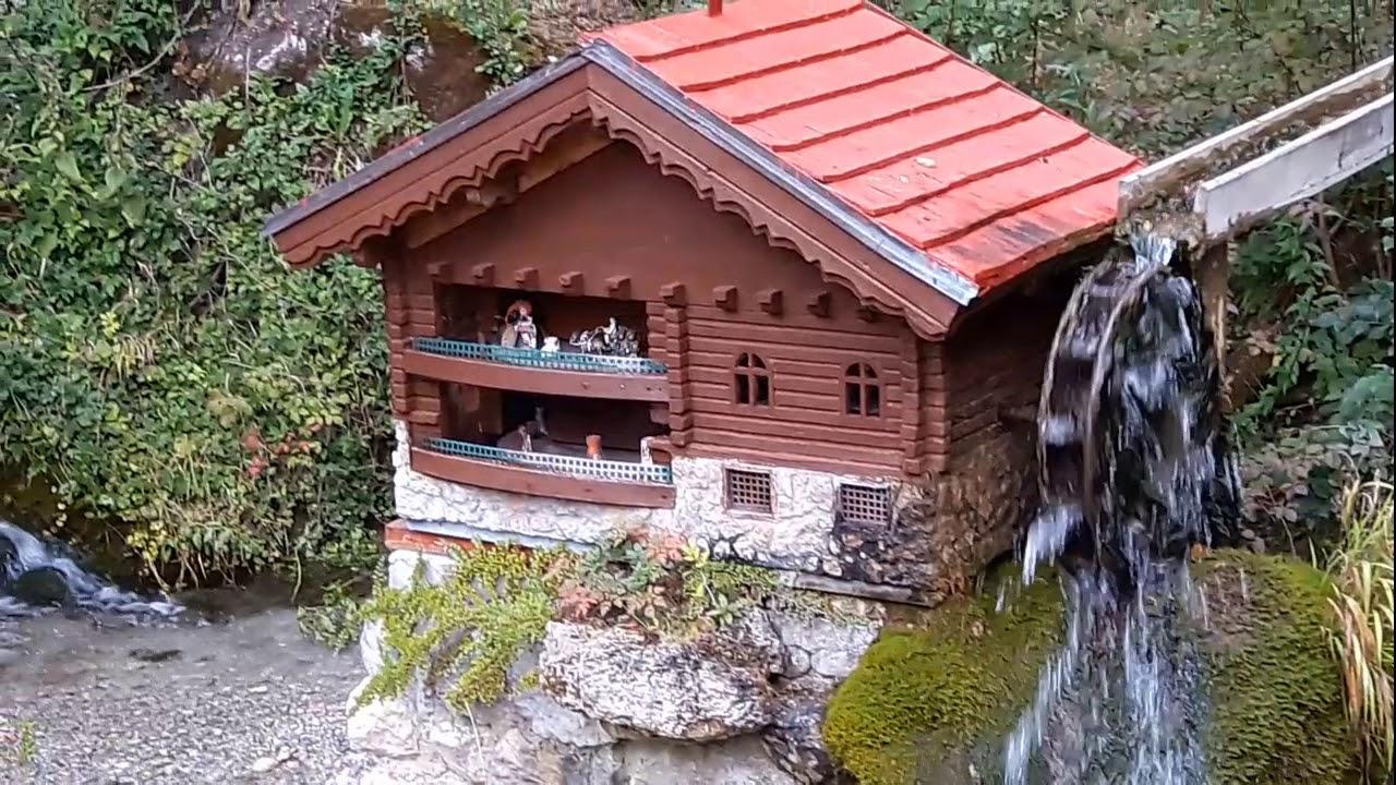 Водопады Myrafälle - отличный активный отдых для всей семьи в Нижней Австрии
