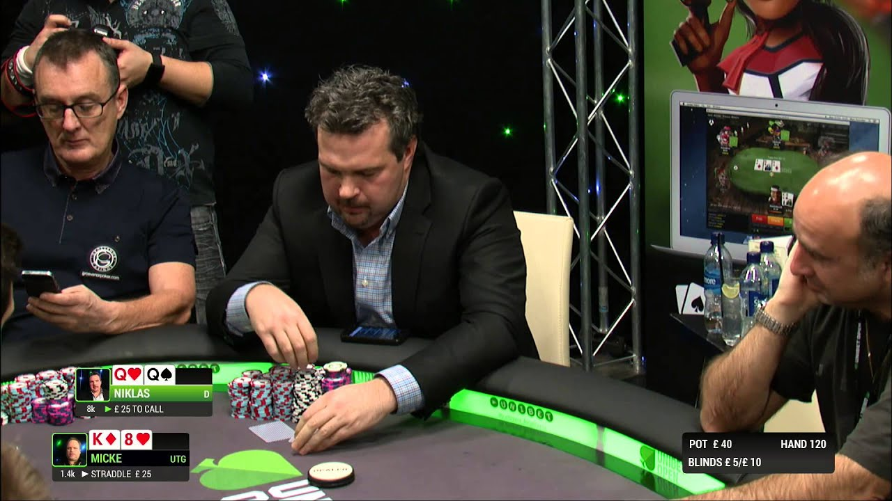 Cash Game Poker Regeln