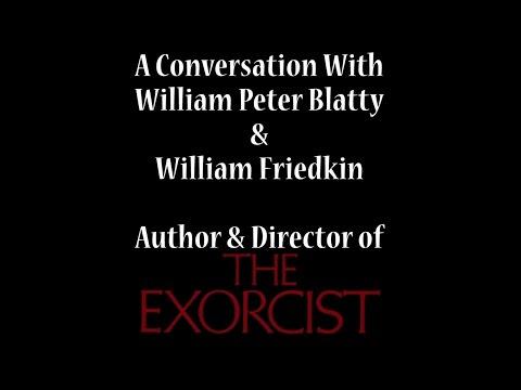 The Exorcist 1973AConversation With William Peter Blatty & William Friedkin