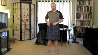 Sport Kilt Hiking Kilt Review