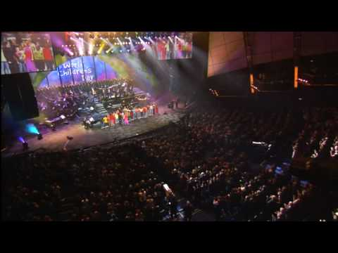 Celine Dion & All Stars - Aren't They All Our Children (Live World Children's Day 2002) HD 720p