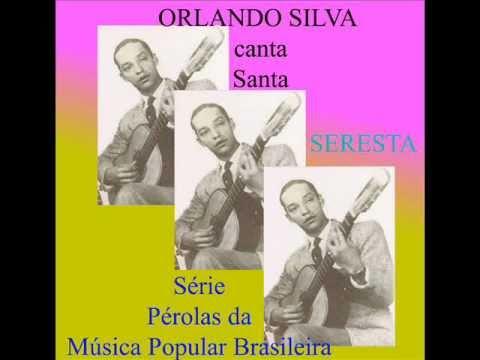 SANTA - ORLANDO SILVA -  W/Translation