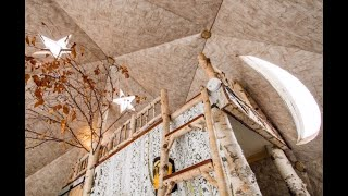 Gambar cover THE BEST & MOST MAGICAL AIRBNB IN NEW YORK; Catskill Domeo in Hensonville, NYC