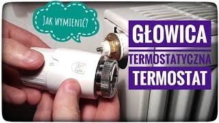 Jak wymienić głowicę termostatyczną grzejnika kaloryfera? Zrób To Sam FORUMWIEDZY