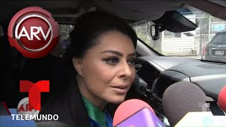 Yadhira Carrillo visitó en la cárcel a Juan Collado | Al Rojo Vivo | Telemundo