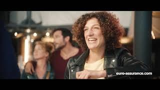 Publicité Euro Assurance : Cinéma