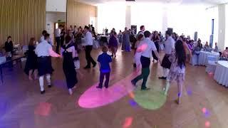 Bass Rock Ceilidh Band | Wedding Ceilidh | Bearsden | Cumberland Square Eight