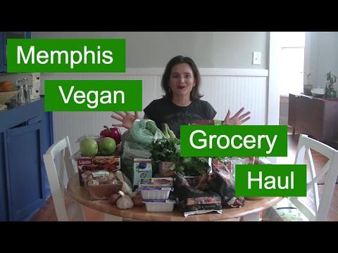 Memphis Vegan Grocery Haul