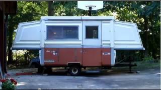 1972 Apache Yuma Camper Pt 1 - The Exterior
