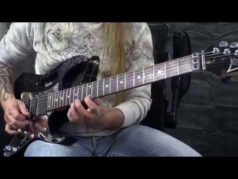 3 Lick Rock Guitar Solo - Easy! | Steve Stine | Guitar Zoom
