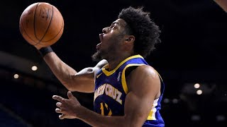 Quinn Cook Nets 25 points vs. Grand Rapid Drive in first game of Showcase