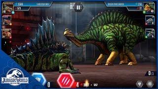 Battle: Level 40 Sarcosuchus vs Level 35 Argentinosaurus