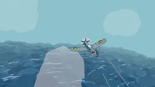 Spitfire - Quillustration