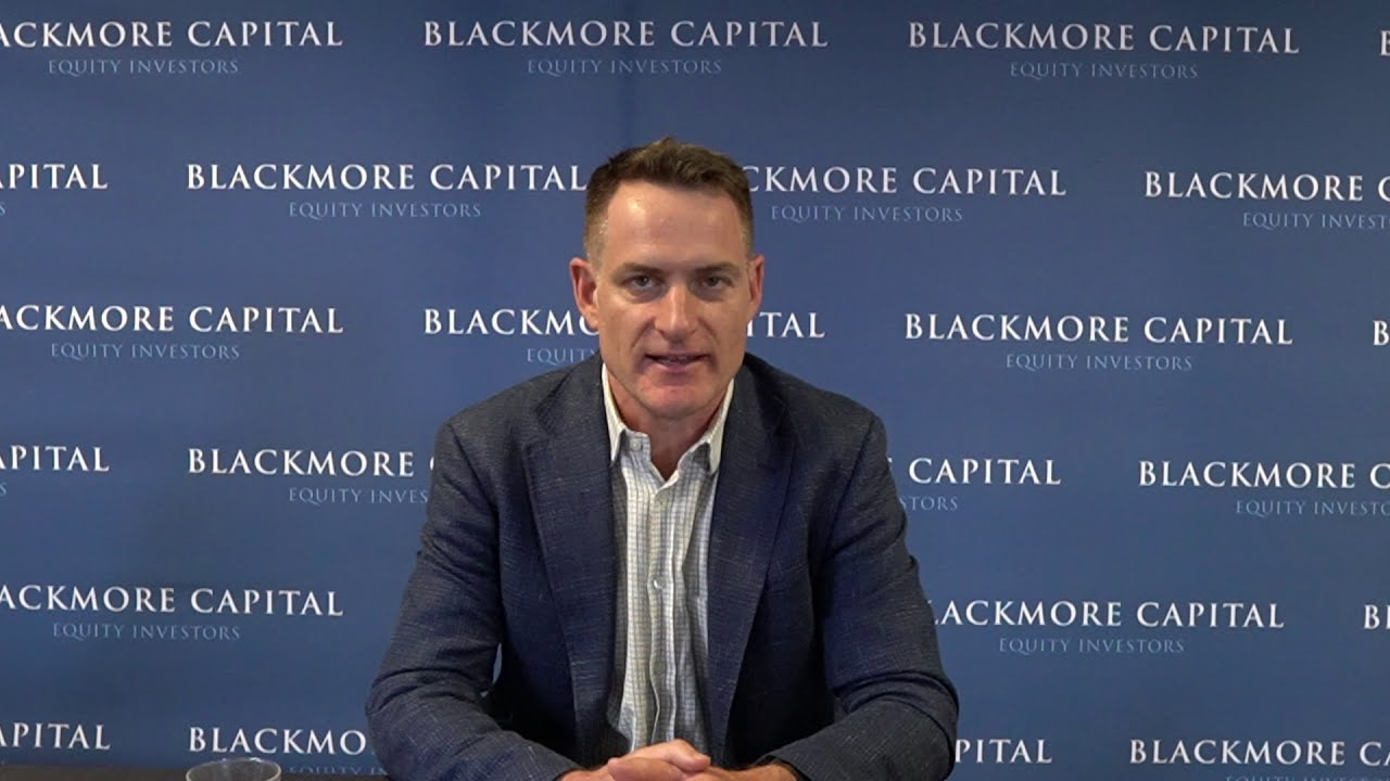 Blackmore Capital - What is our competitive advantage?