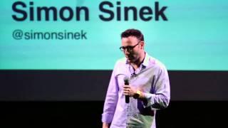 Simon Sinek speaks at Creative Mornings NYC 4.20.12