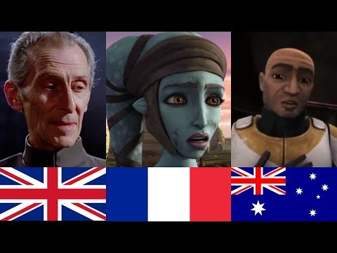Thumbnail: The Many Accents in Star Wars Explained