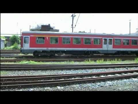 letzte Farhrende VT 624 in Deutschland #1