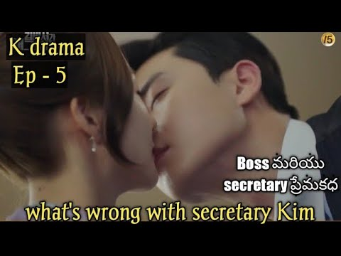 Download What's wrong with secretary Kim Episode 5 explained in telugu / k drama explained