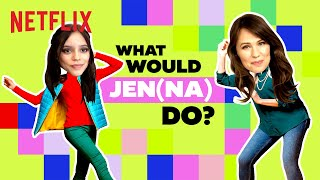 What Would Jen(na) Do? | YES DAY | Netflix Futures
