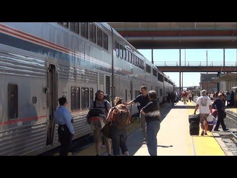 Amtrak in Albuquerque, NM 10/3/14