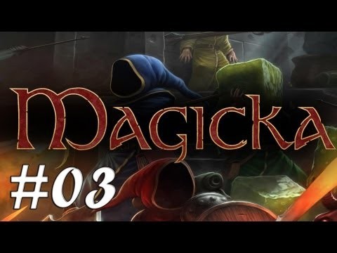 Magicka #03 [The Three Musketeers]