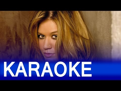 Kelly Clarkson - My Life Would Suck Without You Lyrics Instrumental Karaoke