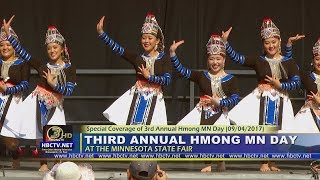 3HMONGTV EHOUR: Part 4 - Third Annual Hmong MN Day at the MN State Fair.