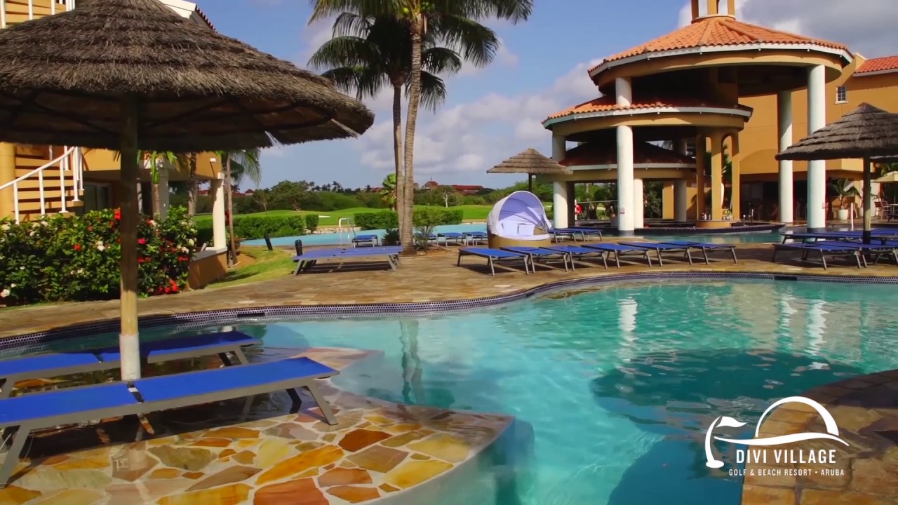 Aruba all suite resorts divi village golf beach resort youtube - Divi village beach resort ...