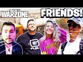 Call of Duty WARZONE with friends: eColiEspresso, NoisyButters & Lazy (Warzone Funny Moments)