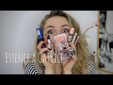 Lacný Makeup? Essence & Catrice Test | PauliBeauty