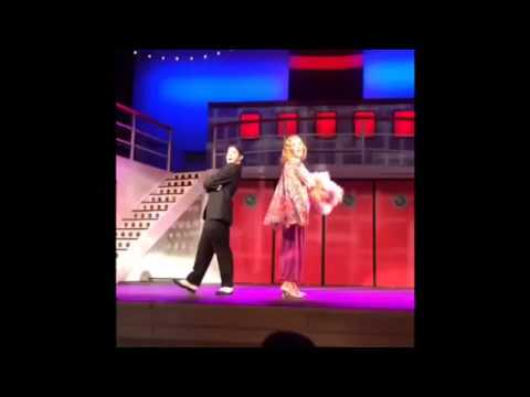 Jamie Cocuzza in Anything Goes - Friendship