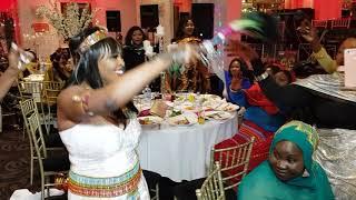 Nubian Queen Rita 2nd dance - Best henna.