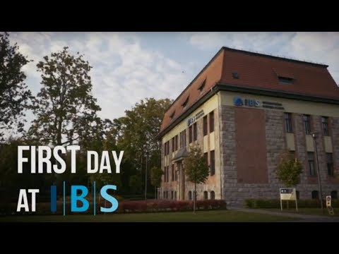 First day at IBS