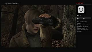 Resident Evil 4 - noob playing for the first time.