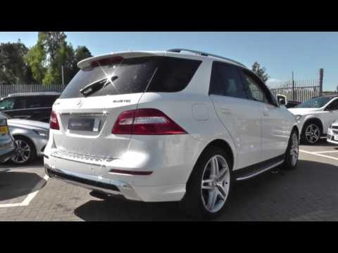 Mercedes Benz Ml350 Amg Sport Bluetec A U44366 Youtube