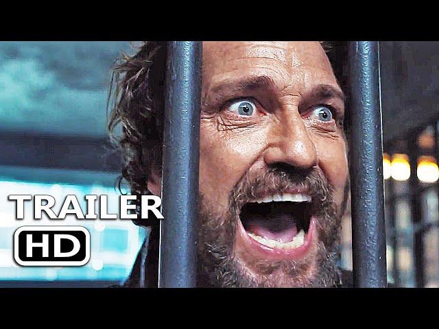 COPSHOP Official Trailer (2021)