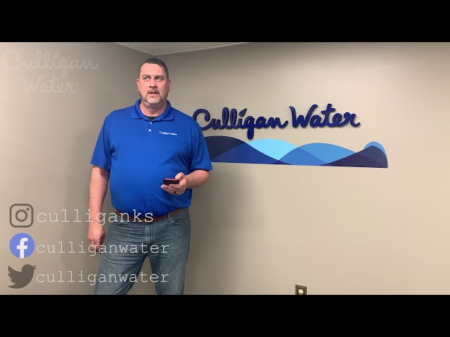Culligan Connect App - Culligan Water of Greater Kansas City