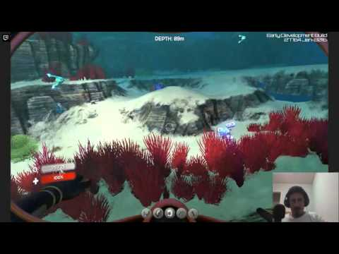 Subnautica | Going Deep to get the Moon Pool!