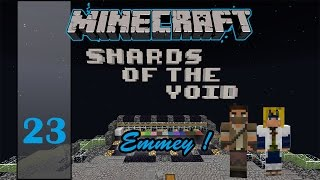 Minecraft Adventure Map [ Türkce ] - Shards of the Void - # 23 - Balik gitti.