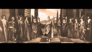 Princess Ida now hearken to my strickt command Gilbert and Sullivan 1932 Richard Watson and chorus