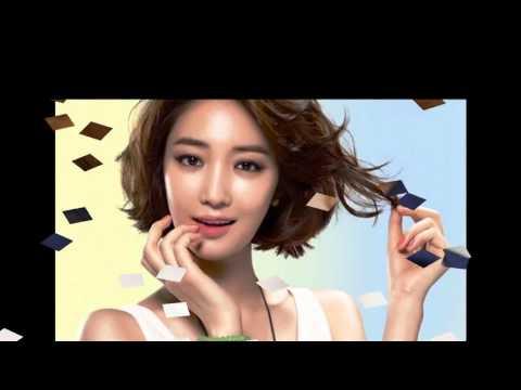 Medium hairstyles for asian women