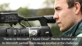Werder Bremen & the Microsoft Cloud