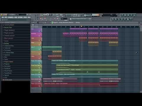 My FL Studio Remake Benny Benassi   Satisfaction Original Mix