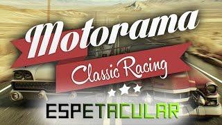MOTORAMA CLASSIC RACING PC - Jogo Espetacular