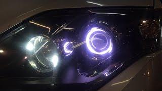 Renault laguna 3 замена линз. Жесть. Смотреть до конца.(Замена штатной моно линзы на биксенон. Установка ангельских глазок и стробоскопов. Продажа и установка..., 2014-10-18T22:08:29.000Z)