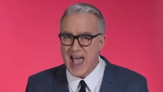 Keith Olbermann's Mental Breakdown Over Donald Trump