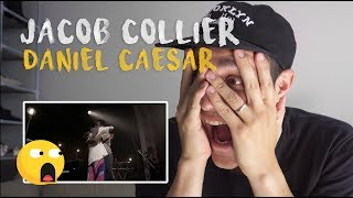 REACTION: Jacob Collier & Daniel Caesar - Best Part (Live in Toronto)