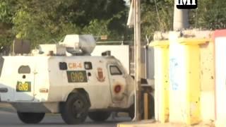 #19M: GNB derriba portones en Valle Hondo durante enfrentamientos #Cabudare