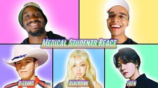 American's First Time Reacting to K-Pop Live | BLACKPINK, BI…